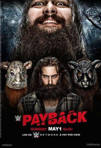 Download WWE Payback 2016 480p WEBRip x264 700mb