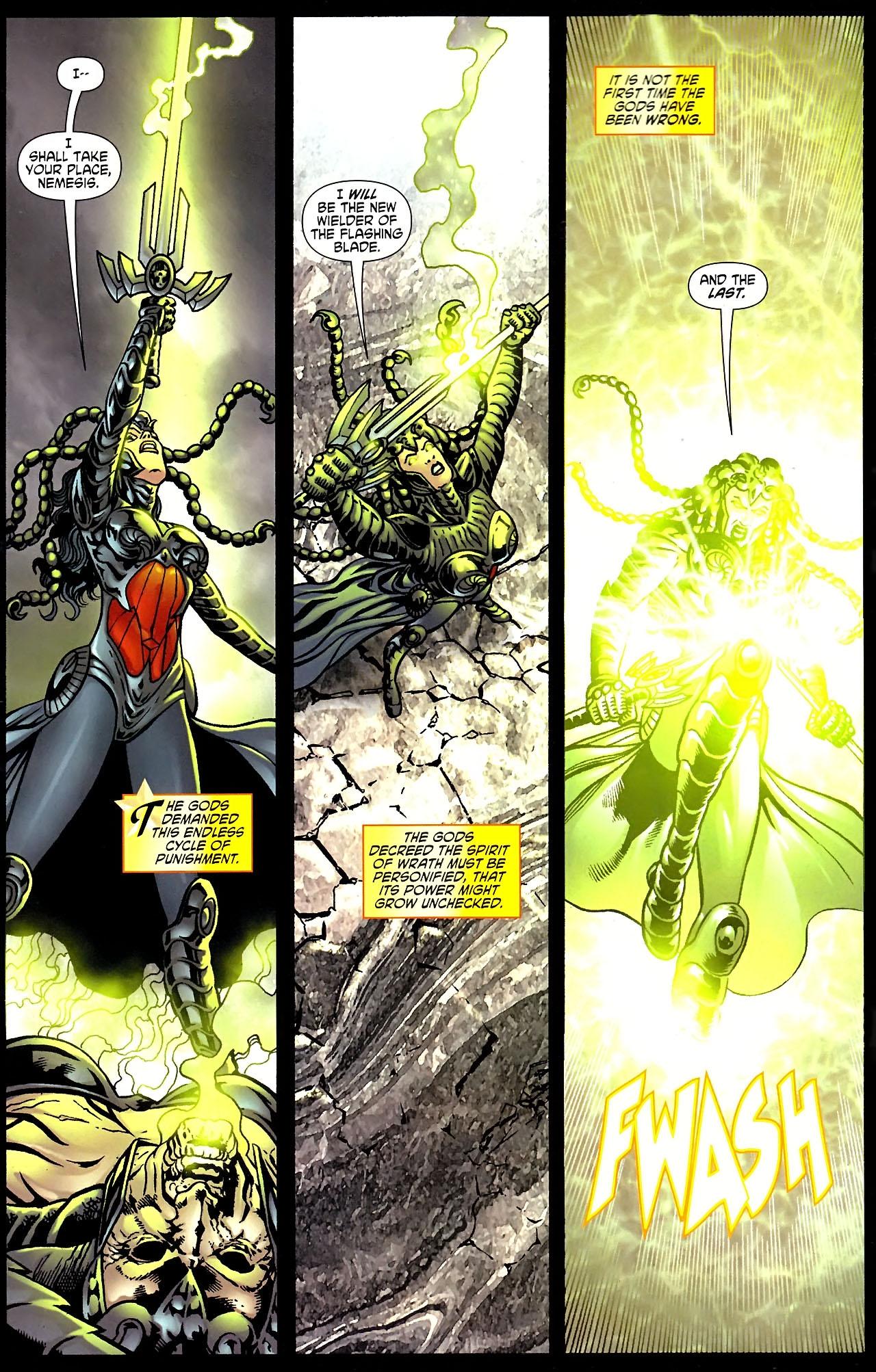 Read online Wonder Woman (2006) comic -  Issue #614 - 12