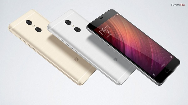 Xiaomi launches Redmi Pro with 5.5-inch FHD OLED display and dual rear cameras