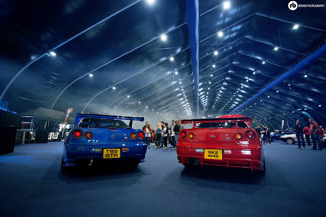 Reinis Babrovskis Photography Japanese Car Culture - Car show photography