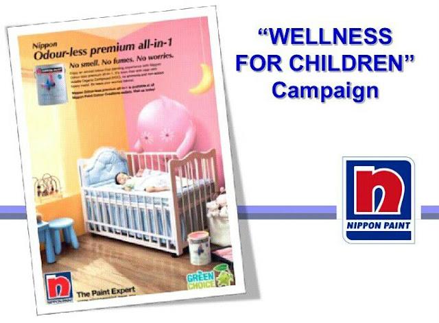 Wellness For Children Nippon Paint