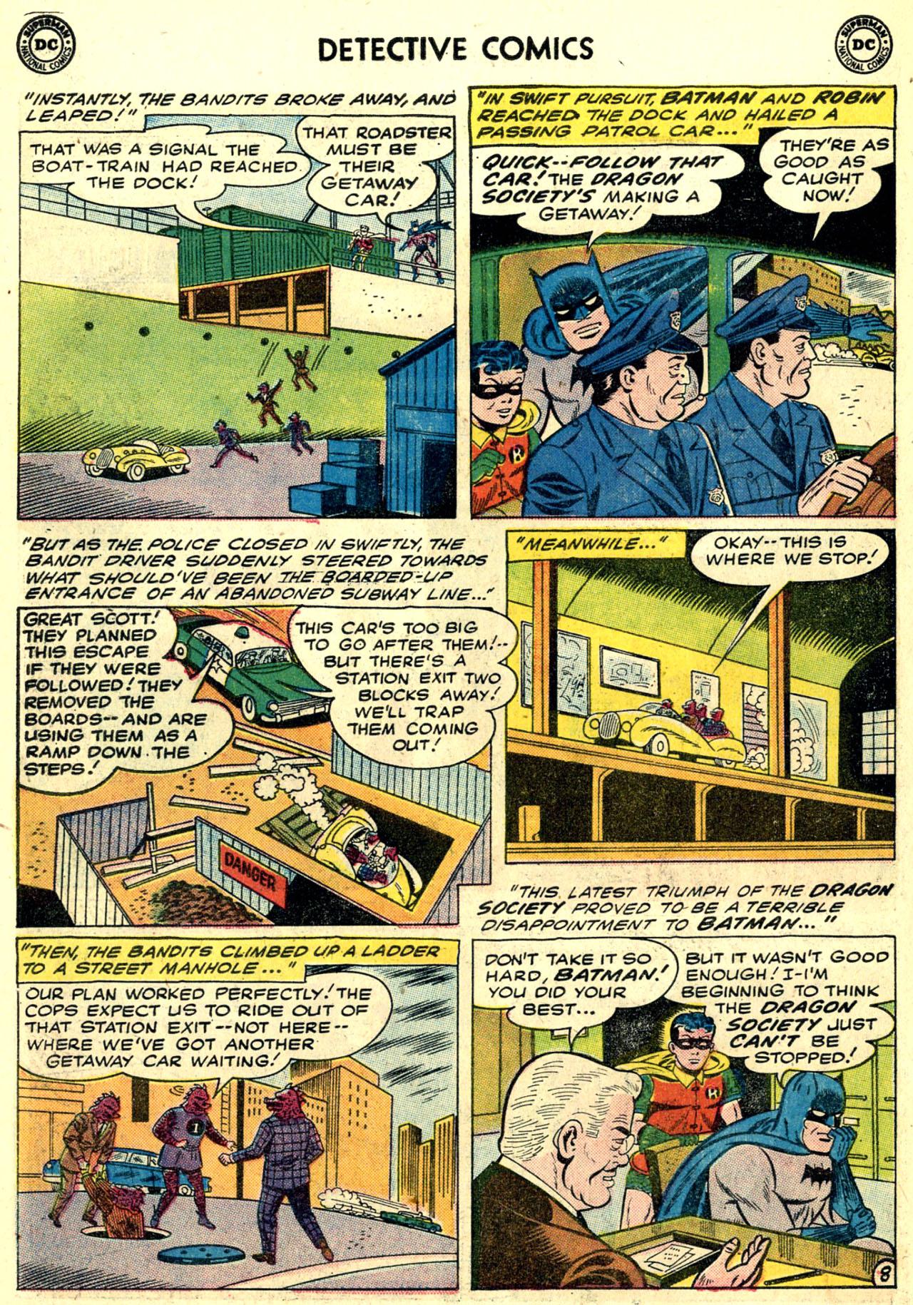 Detective Comics (1937) 273 Page 9