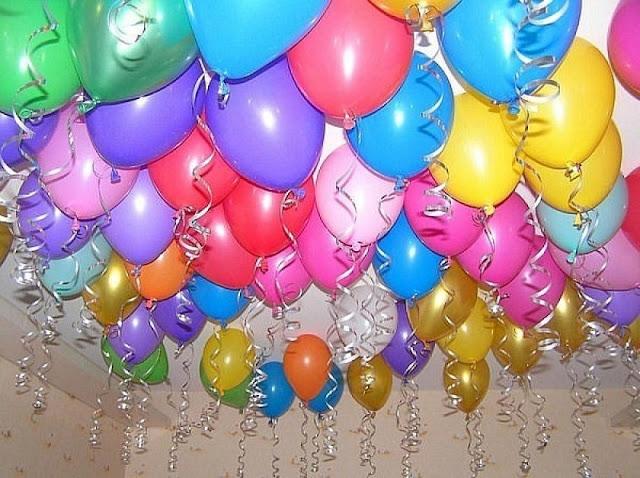doğum günü balonları