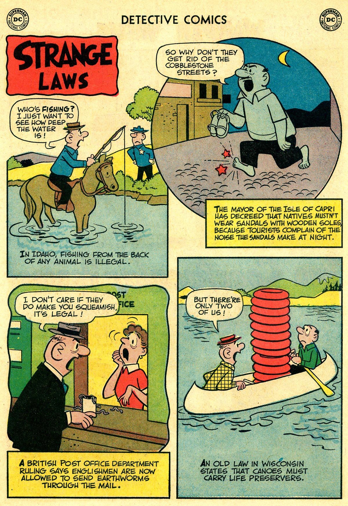 Detective Comics (1937) 303 Page 18