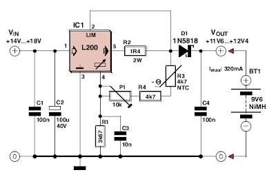 L200 Charger Circuit Diagram
