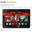 "I Wish I Could Buy Kindle Fire HDX 8.9"" Tablet"