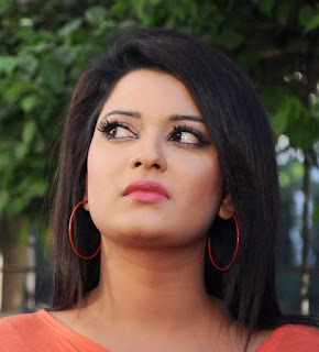 Shampa Hasnine Bangladeshi Actress In Mood