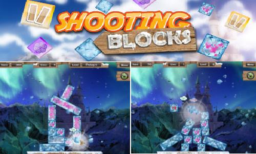 Shooting Blocks, Game menembak, Game PC