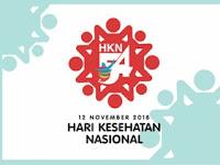 Hari Kesehatan Nasional (HKN) Tahun 2018