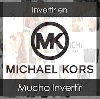 Invertir en Michael Kors