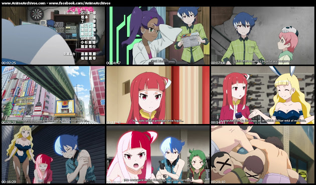 Akiba's Trip The Animation 2