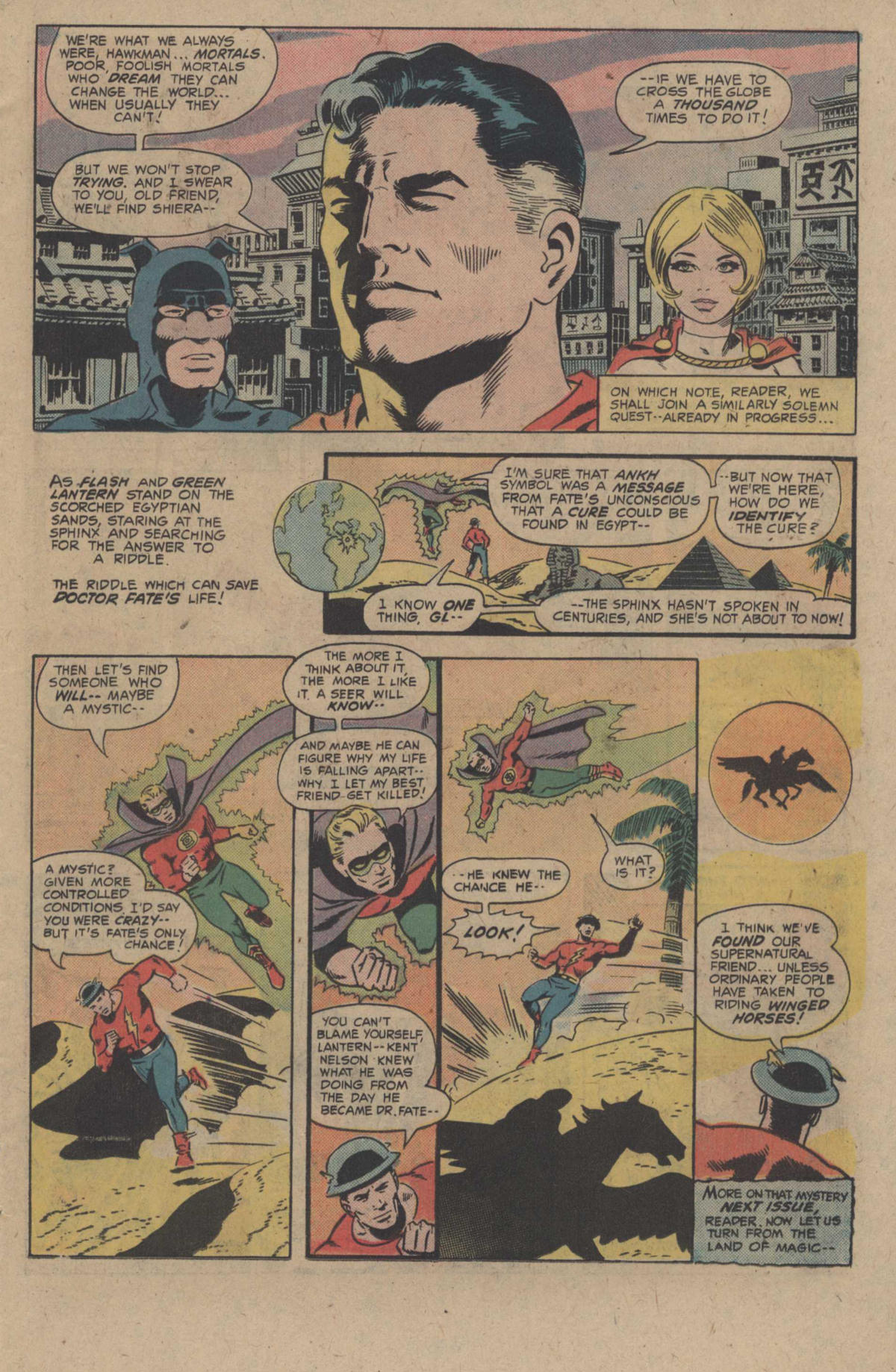 Read online All-Star Comics comic -  Issue #63 - 11