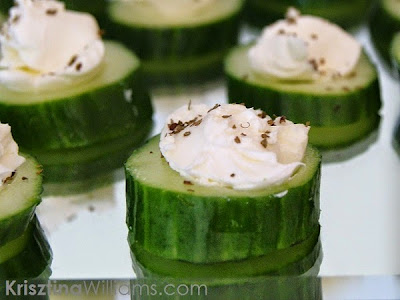 http://www.krisztinaclifton.com/2014/08/easy-appetizer-cucumber-bites-with.html
