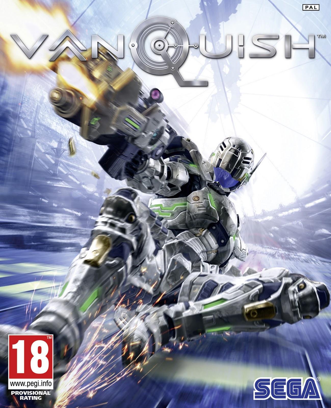 Vanquish ESPAÑOL PC