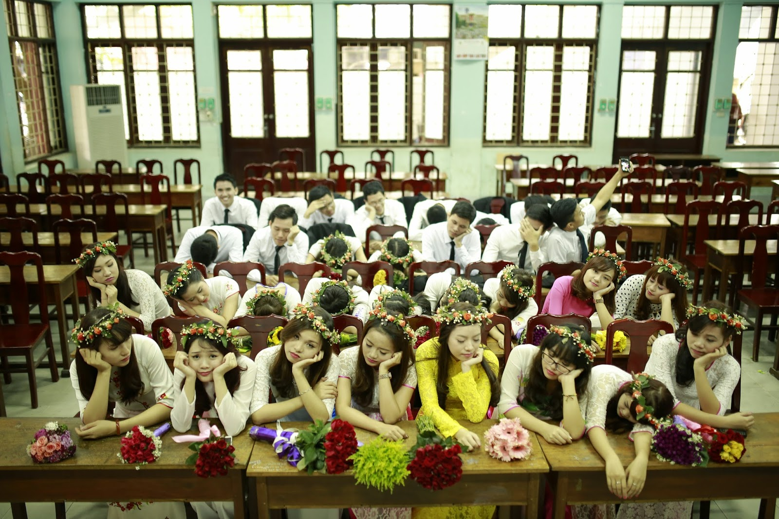 Trường đại học và những người bạn của tôi