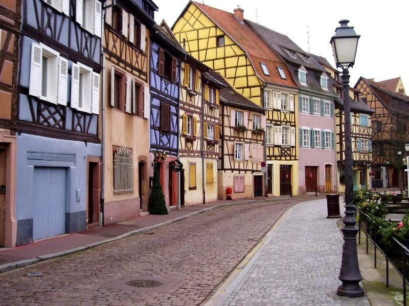 Viaggiare in Alsazia (Francia)