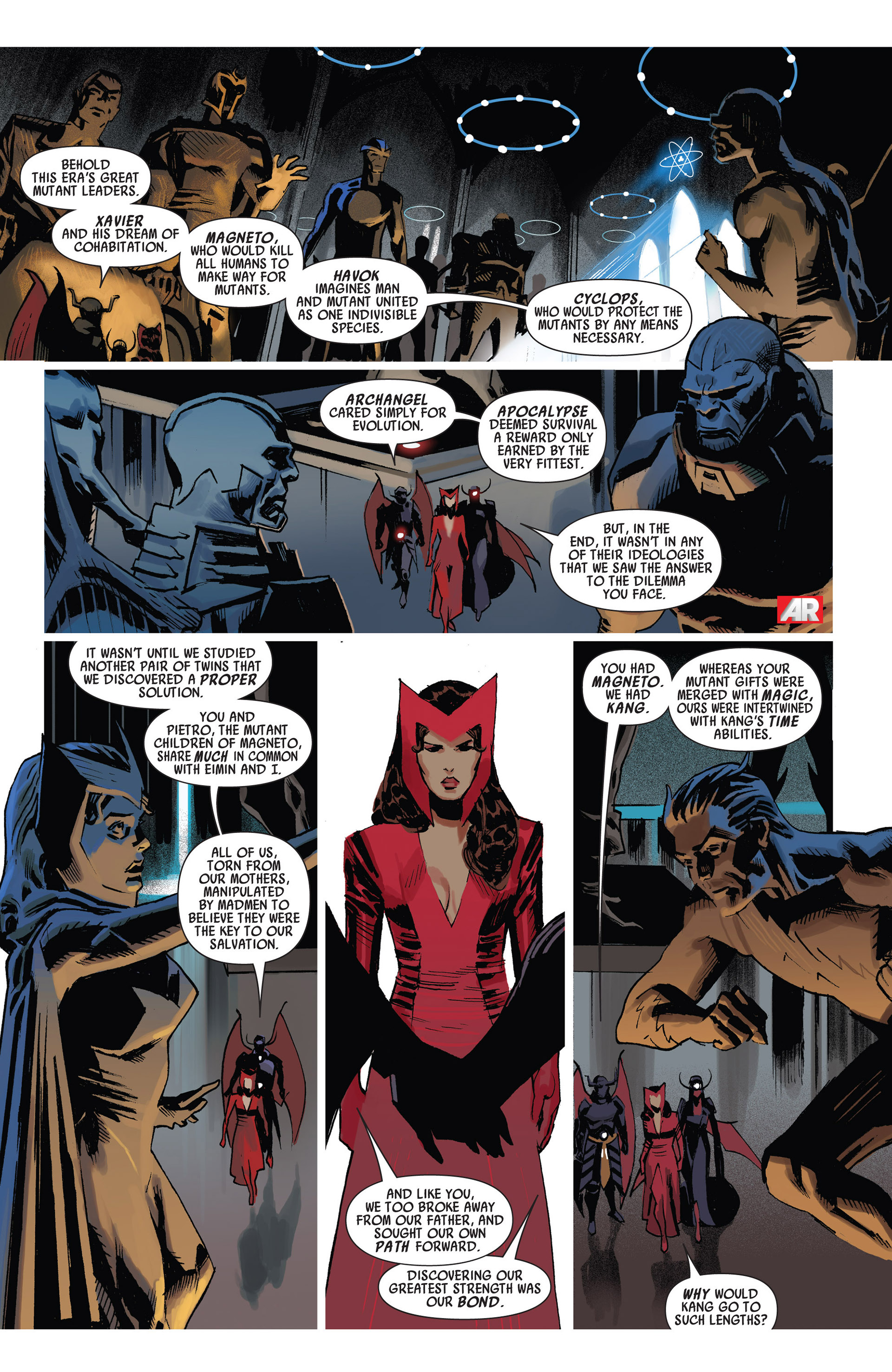 Read online Uncanny Avengers (2012) comic -  Issue #11 - 6