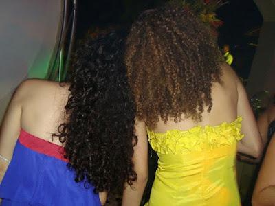 Crônica sobre cabelos cacheados