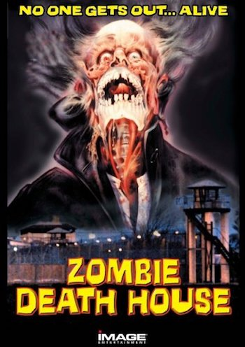Zombie Death House 1988 DVDRip UNRATED 480p Dual Audio Hindi 300MB