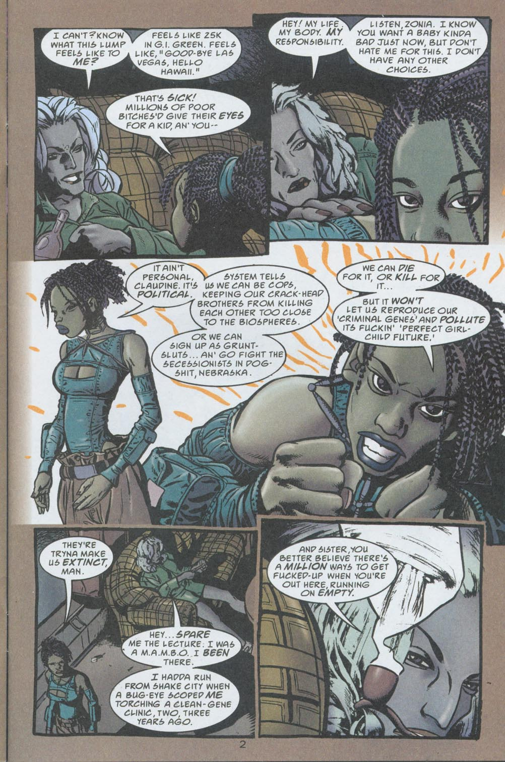 Read online 2020 Visions comic -  Issue #12 - 4
