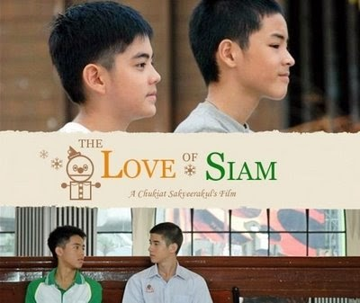 Love of Siam, película