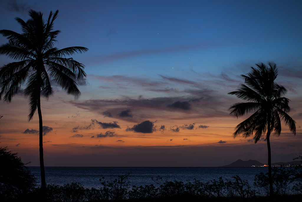 Brad's Bonaire Update: 3 Planets Sat Sun and Mon