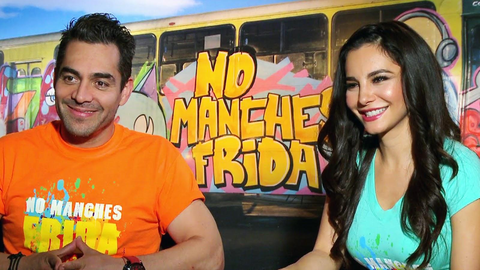 Ensayo: No manches Frida