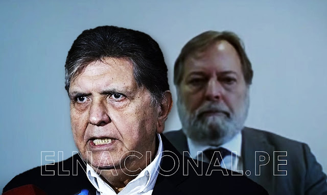 Alan García, Marcos de Queiroz Grillo
