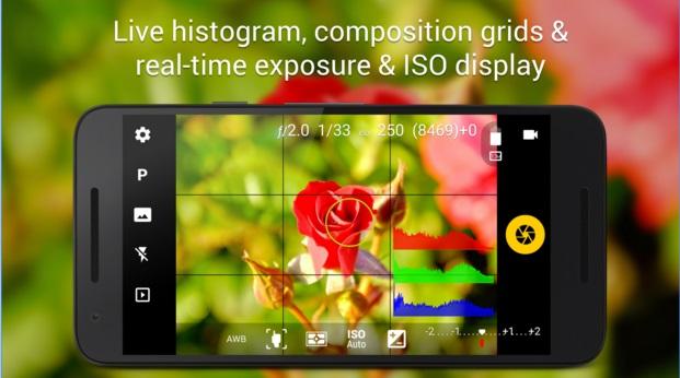 12 Aplikasi Kamera Mirip Dslr Untuk Android