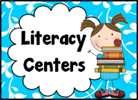 Pinterest Board full of Literacy Centers