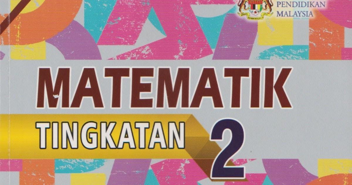 Cikgu Azman Bukit Jalil Matematik Tingkatan 2 Kssm Jawapan Buku Teks