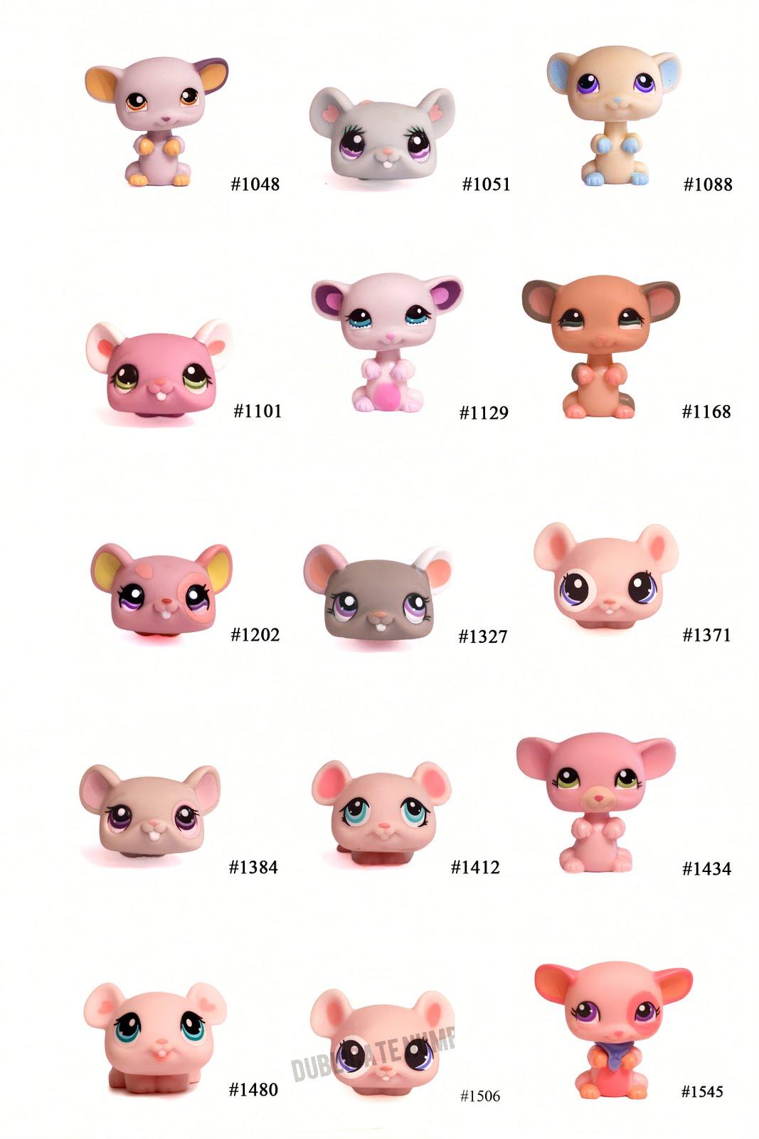 Nicole`s LPS blog - Littlest Pet Shop: Pets: Mouse