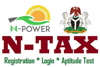 Npower Tax Registration & Login Aptitude Test Portal (Apply for N-Tax Now)
