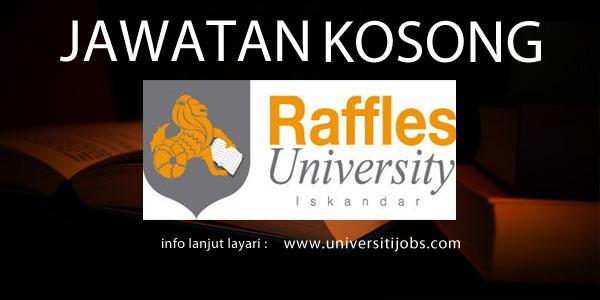 Jawatan Kosong Raffles University 2016