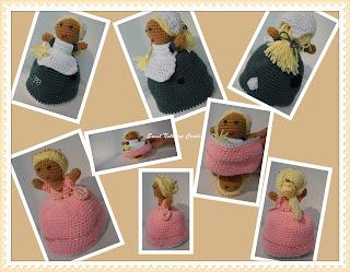 crochet toy, amigurumi