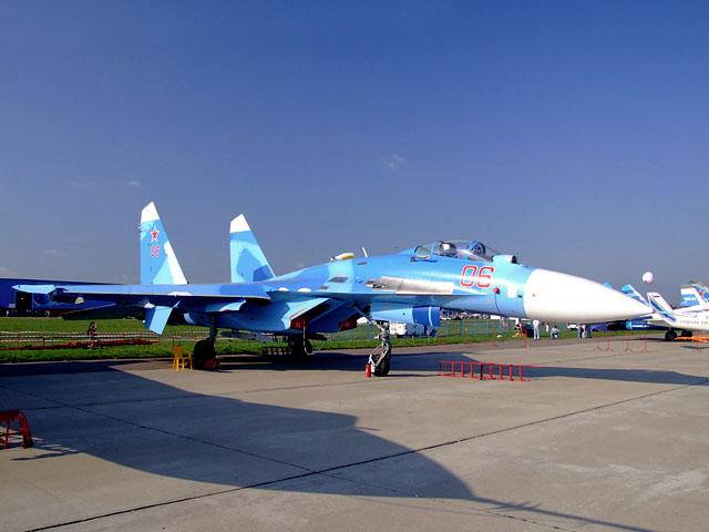 Pesawat tempur F-16 Belgia cegat Su-27 Rusia di udara Laut Baltik