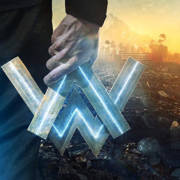 Alan Walker, Noah Cyrus & Digital Farm Animals - All Falls Down - Single Cover