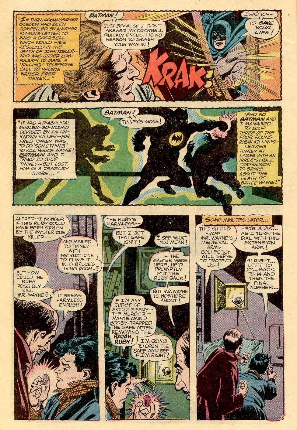 Detective Comics (1937) 367 Page 5
