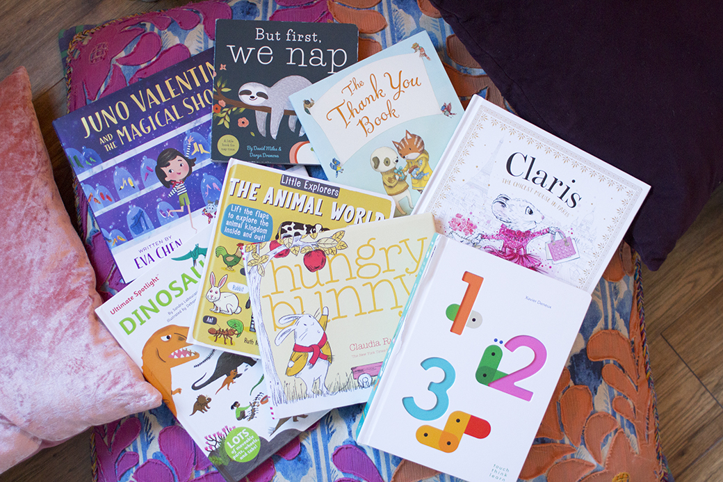 Toddler and Baby Book Review