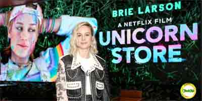 Unicorn Store 2019 Review Poster