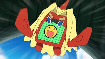 Pokemon Sol y Luna Capitulo 98 Temporada 20 ¿El dúo se separa? Satoshi y Rotom
