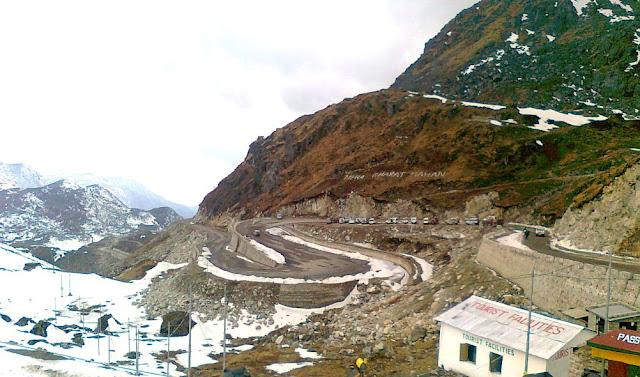 Nathula-Pass-Sikkim