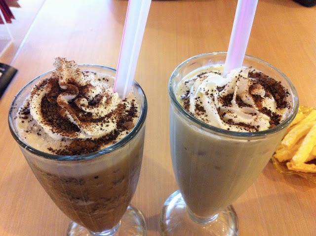 Resep dan Cara Membuat Milkshake Coklat Segar!!