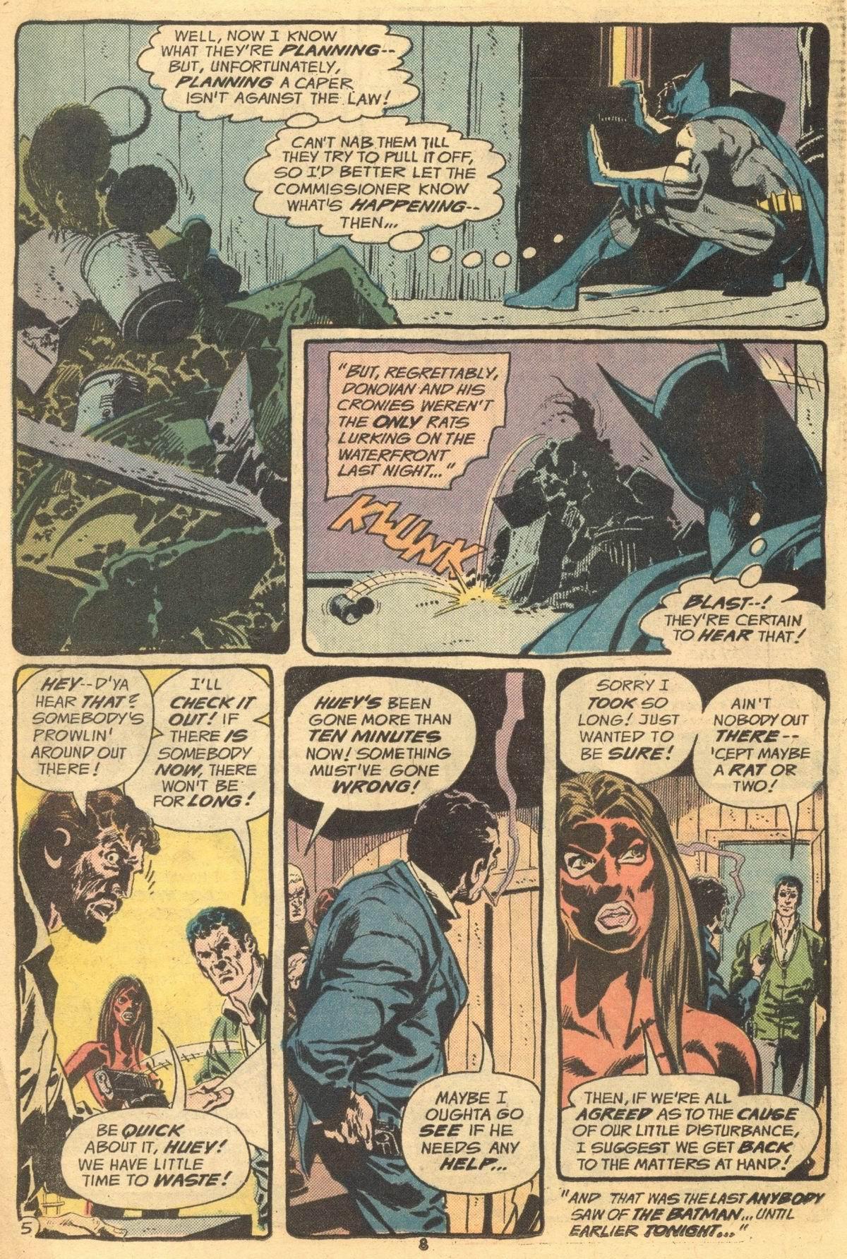 Detective Comics (1937) 444 Page 7