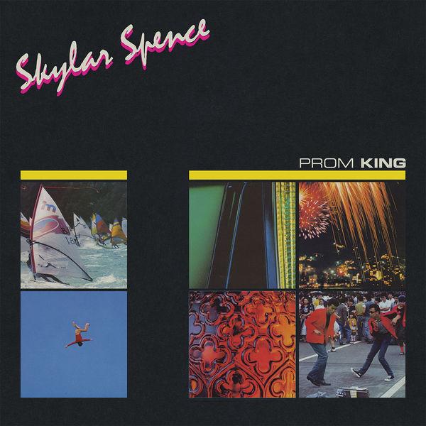 Skylar Spence - Prom King Cover