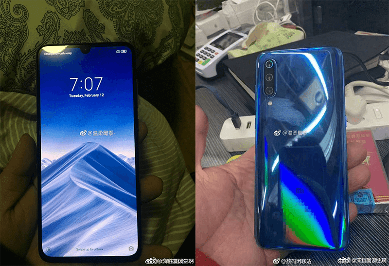 Is this the Xiaomi Mi 9?