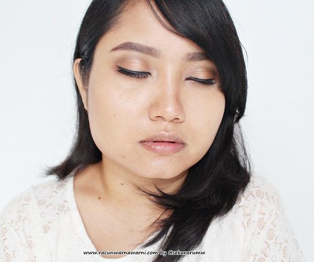 FOTD Bare Face