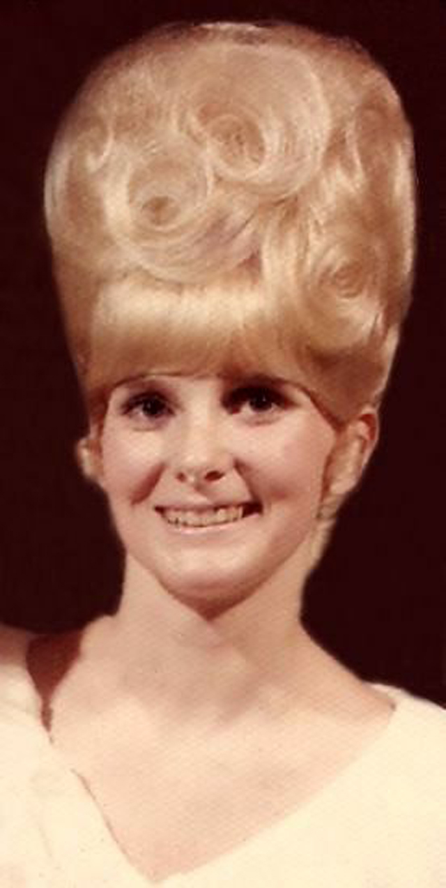 When Big Hair Roamed The Earth: The Hairstyle That Defined ...
