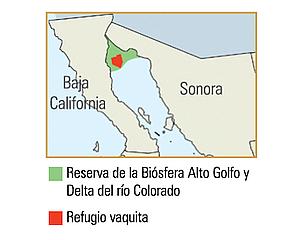 Refugio vaquita marina