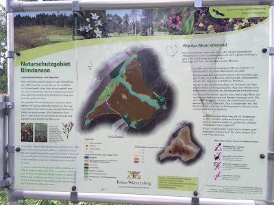 Information about the Blindensee Moor
